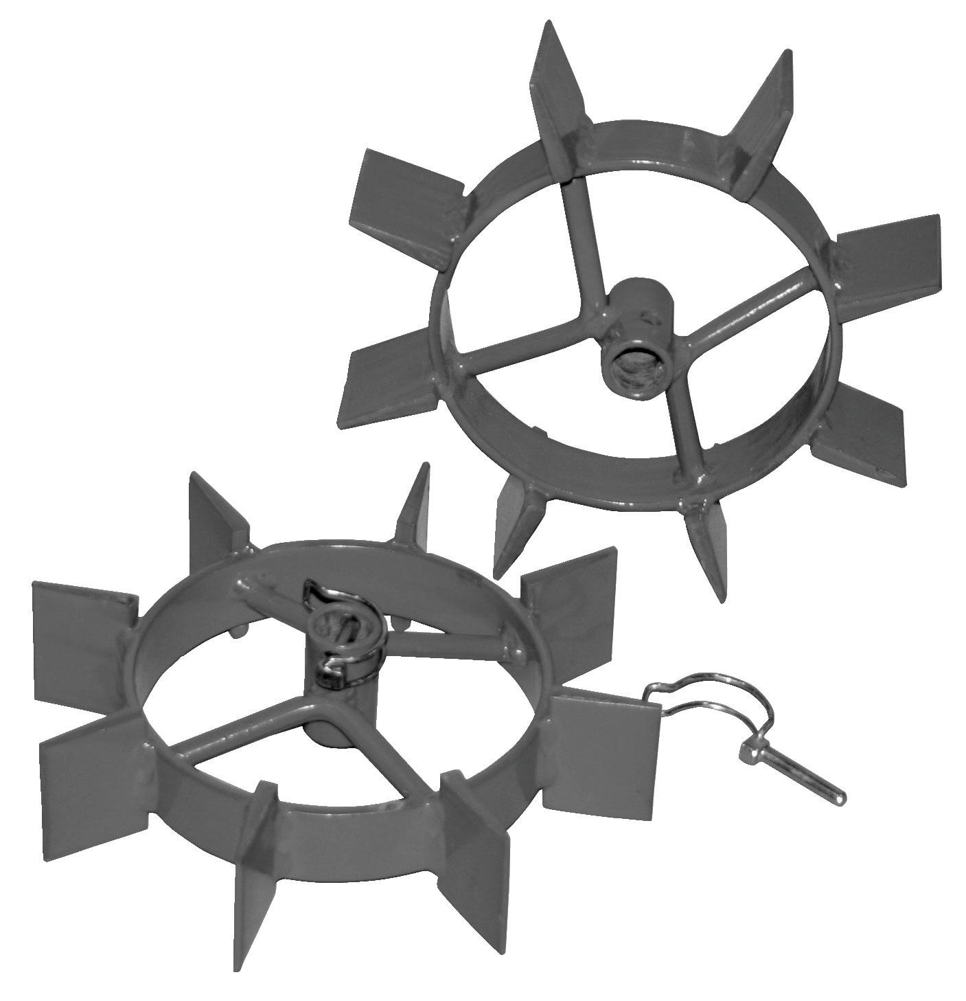 AL-KO Antriebsräder für Motorhacke MH 4001-R / MH 5001-R Bild 1