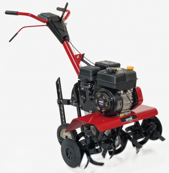 MTD Motorhacke T/380 M 3,1kW Arbeitsbreite 33cm + 61cm + 81cm Bild 1