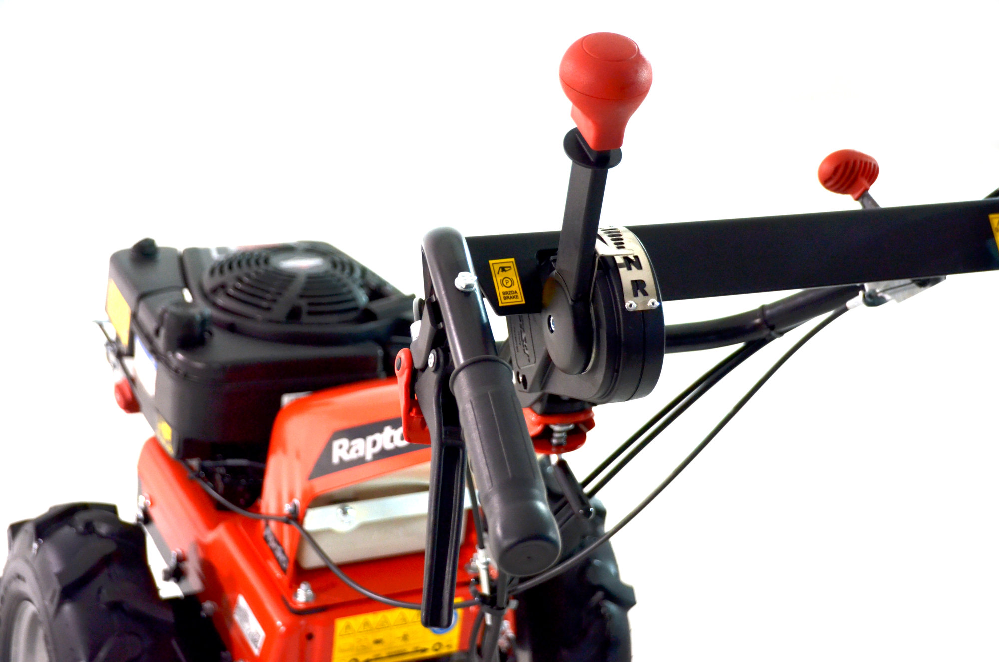 Motoreinachser / Mehrzweckträger Raptor Hydro B&S 950E Motor Bild 2