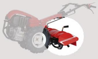 Powerpac Fräse 65 cm als Motorfräse für KAM5 Bild 1