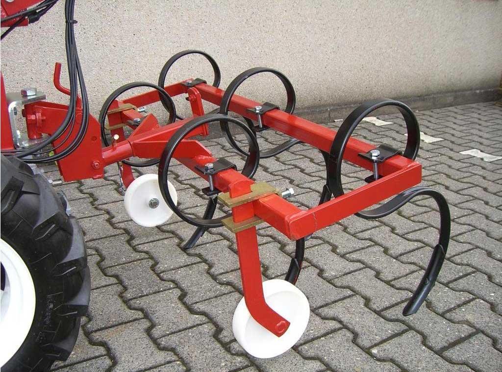 Powerpac Grubber Einachser MAK17 Breite 1,30m Bild 1