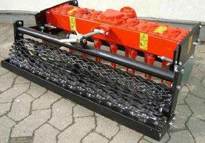 Powerpac Kreiselegge Einachser MAK17 Bild 1