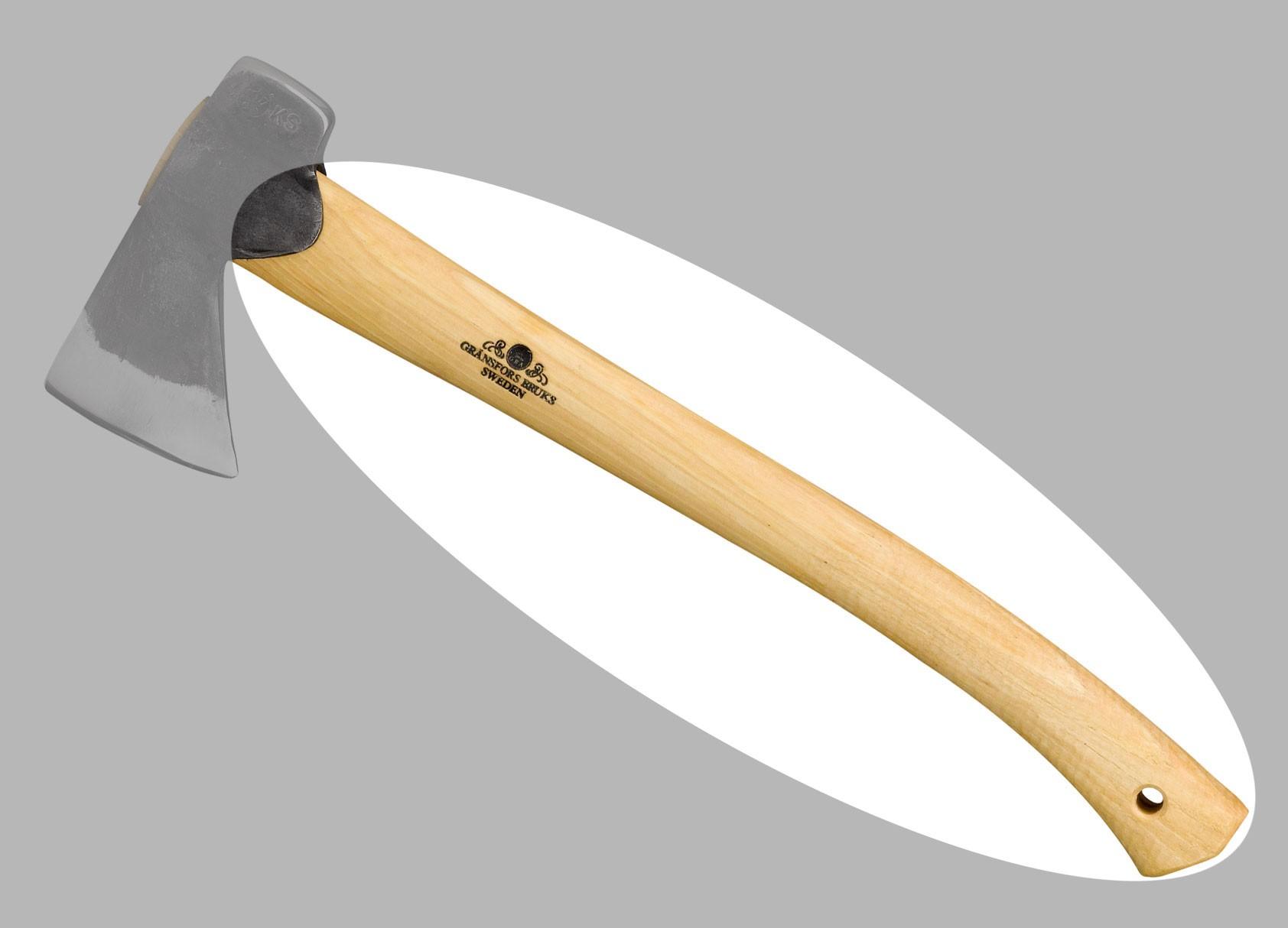Ersatzstiel für Gränsfors Jägerbeil 20-304 48cm Bild 1