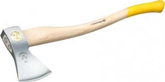 Ochsenkopf Forstaxt rheinische Form 1250g mit Hickorystiel Bild 1