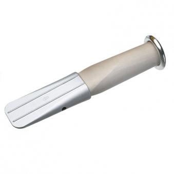 Ochsenkopf Hohlkeil Aluminium zum Fällen und Spalten Bild 1