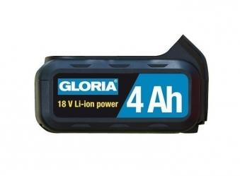 Ersatzakku Gloria Lithium-Ionen-Akku 18V / 4Ah für MultiBrush li-on