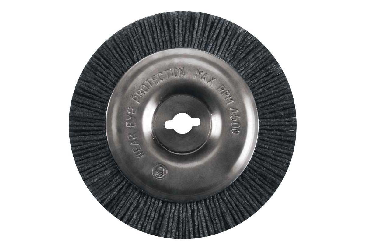 Einhell Ersatzbürste Nylon BG-EG 1410 für Elektro Fugenreiniger Bild 1