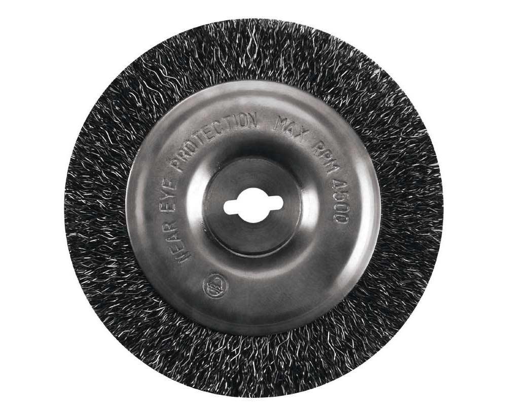 Einhell Ersatzbürste Stahl BG-EG 1410 für Elektro Fugenreiniger Bild 1