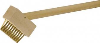 Fugenbürste mit Stahlborste Bild 1