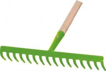 Gartenrechen Es-Stiel, 14 Zk CircumPro Bild 1