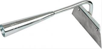 Rübenhacke 160 mm verz.,o.Stiel,Stahlmesserrostfrei Bild 1