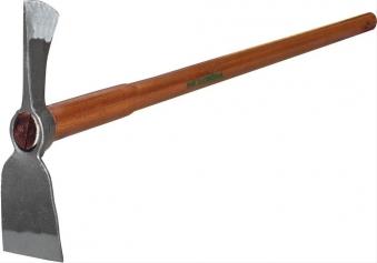 Rex-Wiedehopfhacke, kleinmit Stiel 135 cm Bild 1