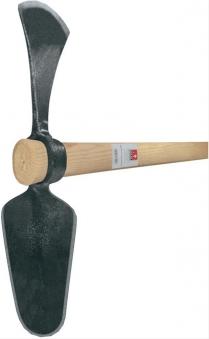 Wiedehopfhacke Ovalblatt E-Stiel 105 cm Bild 1