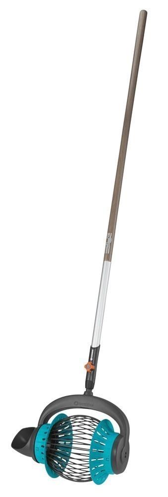 GARDENA combisystem Rollsammler mit Holzstiel 03108-30 Bild 1