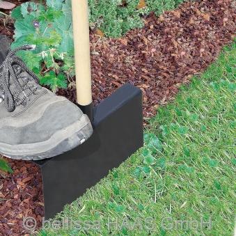 Rasenkantenstecher / Kantenstecher bellissa 24cm Bild 1
