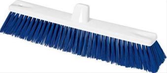 HACCP-Gr.Fl.Besen 45cm D0,50 mm,Blau Bild 1