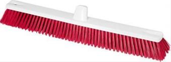 HACCP-Gr.Fl.Besen 60cm D0,50 mm,Rot Bild 1