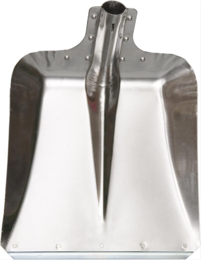 Alu-Schaufel Gr. 9,m. Stahlkante CircP Bild 1