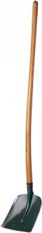 Rex-Holsteiner Schaufel m. Eschenstiel 135cm Bild 1