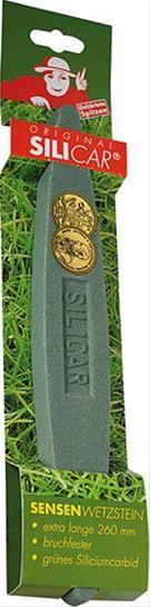 Sensenwetzstein SILICAR Blaumarke 260X36/12X15mm Bild 1