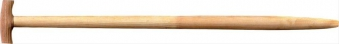 Spatenstiel mit T-Griff Esche 950 / 41 mm Bild 1