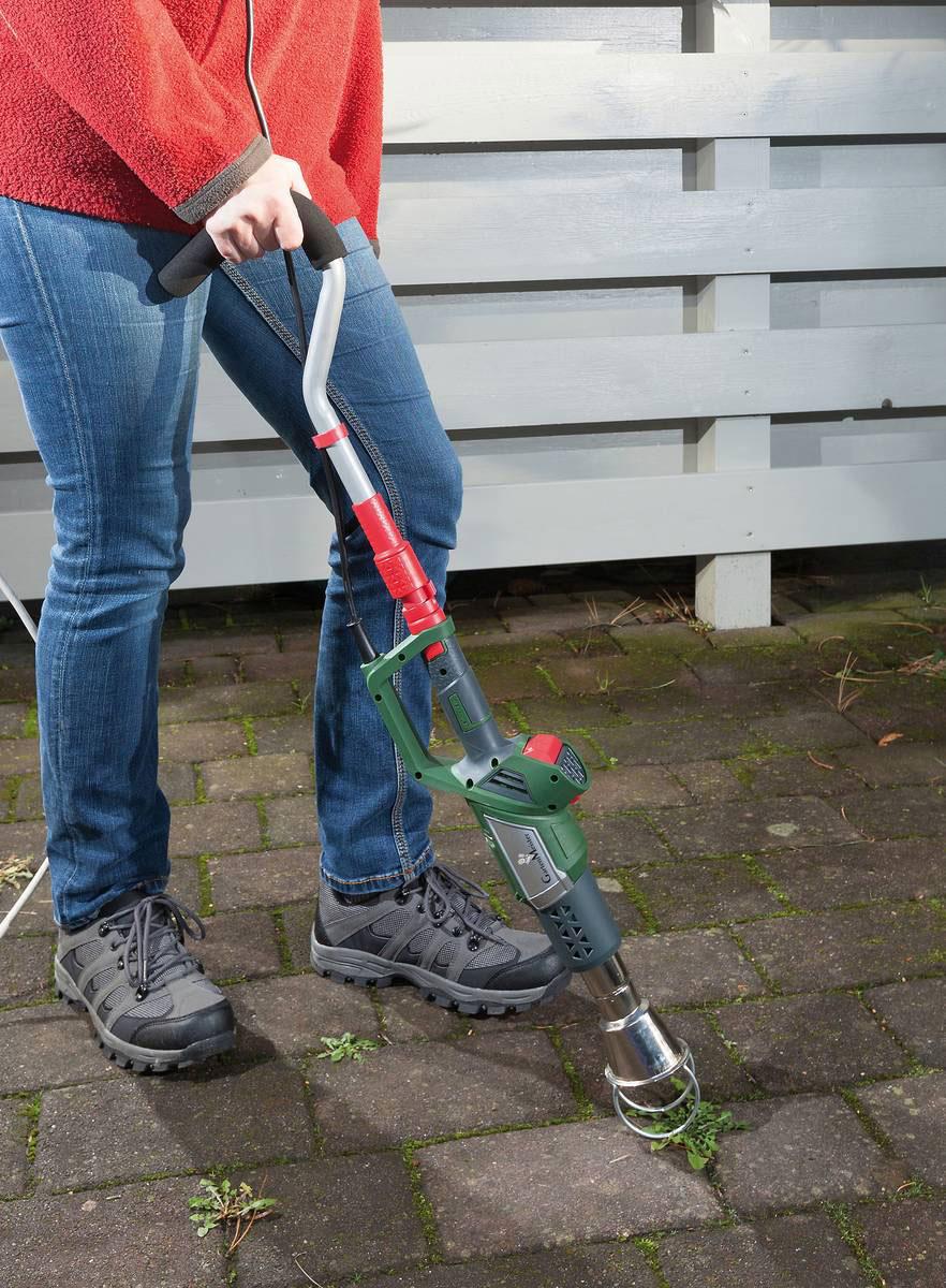 Heissluft Unkrautvernichter GartenMeister 3in1 Bild 4