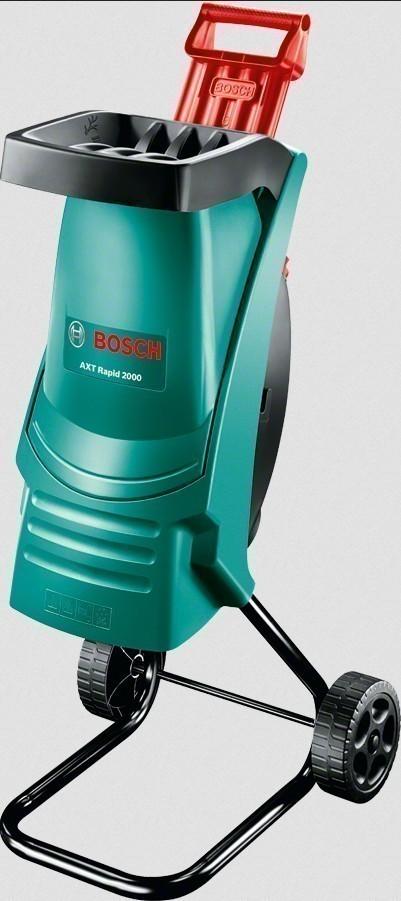 Bosch Häcksler AXT Rapid 2000 - 2000 Watt Bild 1