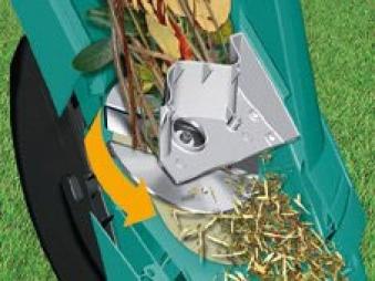 Bosch Häcksler AXT Rapid 2200 - 2200 Watt Bild 2