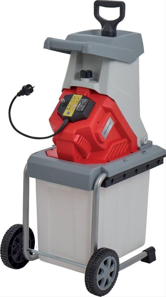 E-Messerhäcksler 2500 W IEG 2500 Bild 1