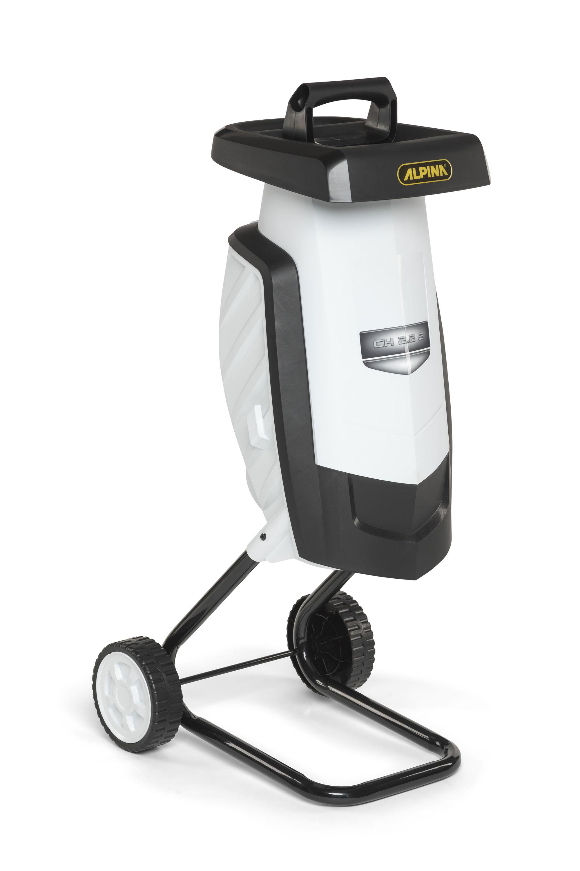 Häcksler / Elektro Gartenhäcksler Alpina SH 2,2 E 230V 2,2kW Bild 1