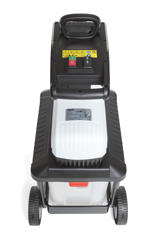 Häcksler / Elektro Gartenhäcksler Alpina SH 2,5E 230V 2,5kW Bild 3