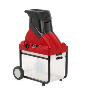 Häcksler Elektro / Gartenhäcksler MTD S 2500 2500W Bild 1