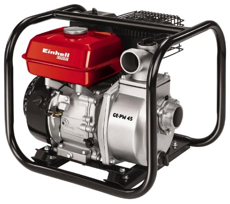 Einhell Benzin-Wasserpumpe GE-PW 45 4,8 kW Bild 1