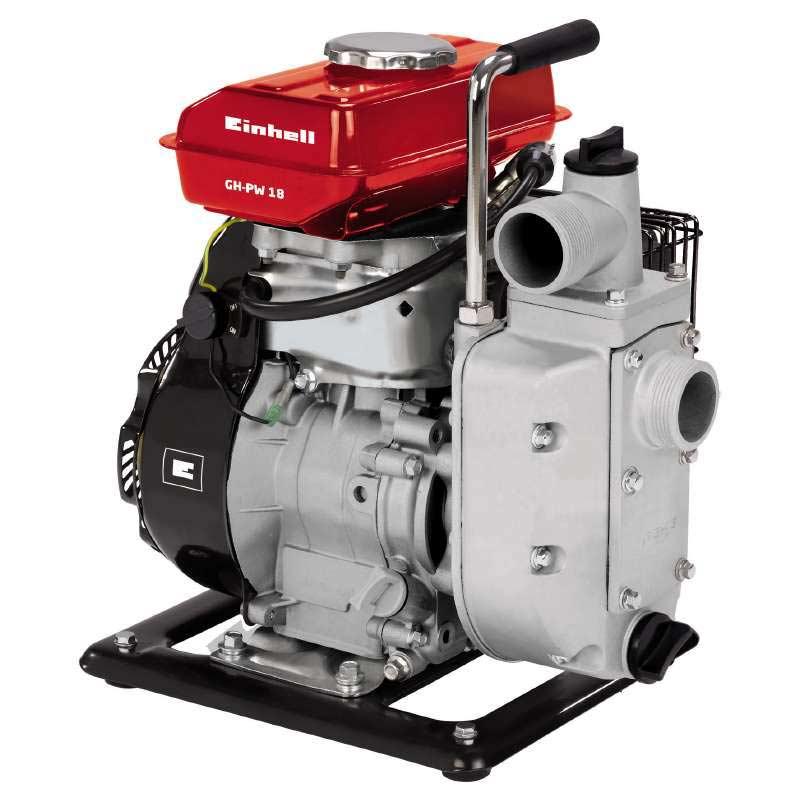 Einhell Benzin Wasserpumpe GH-PW 18 1,8kW Bild 1