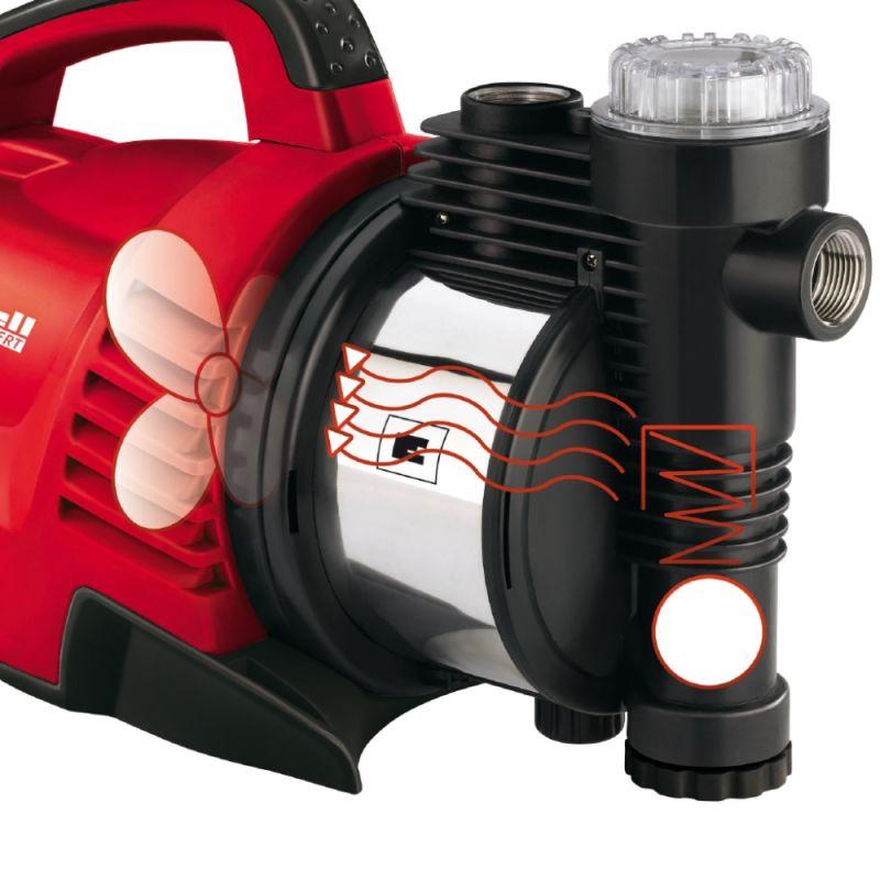 Einhell gartenpumpe ge gp 9041e 900 watt bei - Einhell gartenpumpe anleitung ...