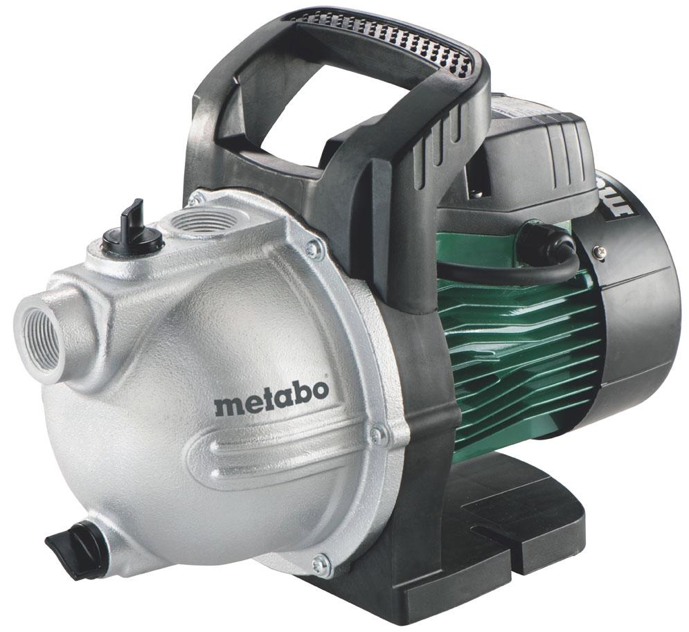Metabo Gartenpumpe P 3300 G 900 Watt Bild 1