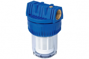 """Metabo Filter 1"""" kurz mit Filtereinsatz für Hauswasserwerk"""