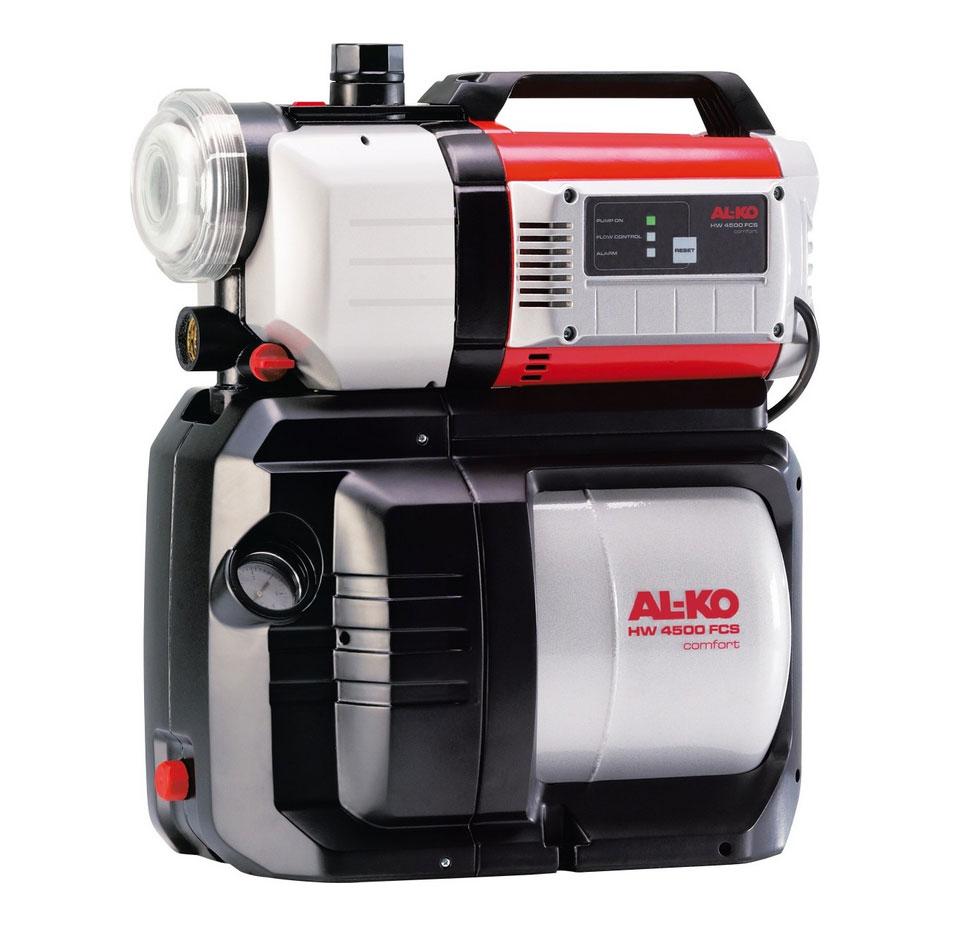 AL-KO Hauswasserwerk HW 4500 FCS Comfort 1,3 kW 4500 l/h Bild 1
