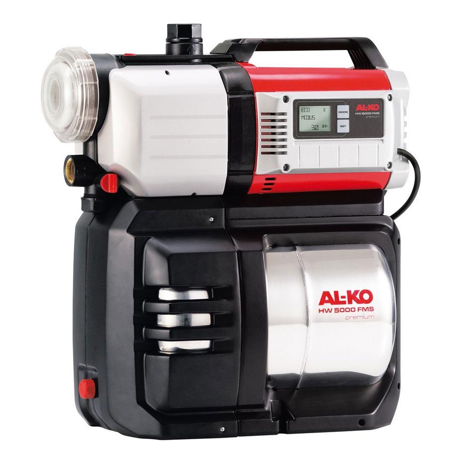 AL-KO Hauswasserwerk HW 5000 FMS Premium 1,3 kW 4500 l/h Bild 1