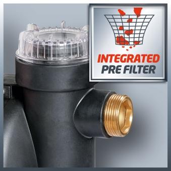 Einhell Hauswasserautomat GC-AW 6333 Watt 630 Bild 2