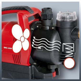Einhell Hauswasserautomat GC-AW 6333 Watt 630 Bild 3