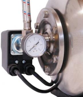 Güde Hauswasserwerk HWW 1000 P Inox 1000W Bild 3