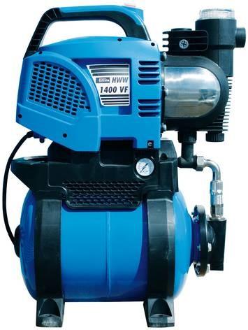 Güde Hauswasserwerk HWW 1400 VF 1400W Bild 1