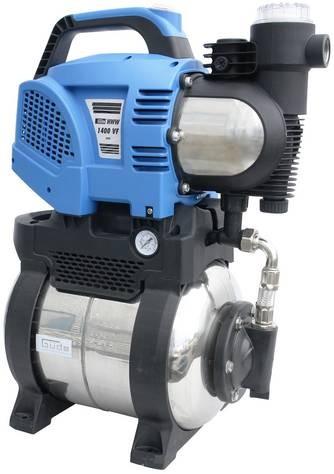 Güde Hauswasserwerk HWW 1400 VF Inox 1400W Bild 1