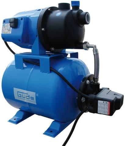 Güde Hauswasserwerk HWW 3100 K 600W Bild 1