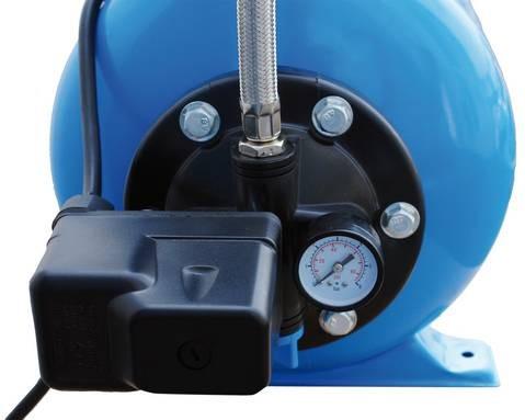 Güde Hauswasserwerk HWW 3100 K 600W Bild 2