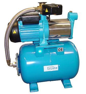 Güde Hauswasserwerk MP 120/5A 24 LT 1300W Bild 1