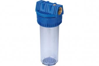 """Metabo Filter 1 1/2 """" lang ohne Filtereinsatz für Hauswasserwerk Bild 1"""