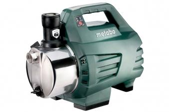 Metabo Hauswasserautomat HWA 3500 Inox 1100 Watt / 3500 l/h Bild 1