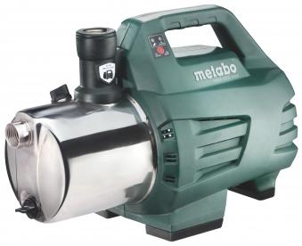 Metabo Hauswasserautomat HWA 6000 Inox 1300 Watt Bild 1